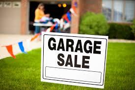 Garage Sale Scrap